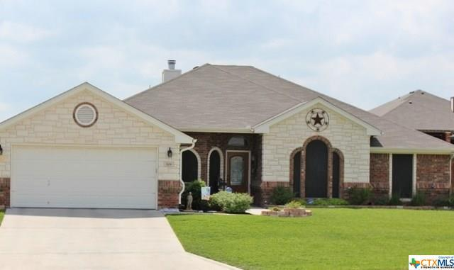 509 Qualla Drive, Harker Heights, TX 76548 (#375548) :: 12 Points Group