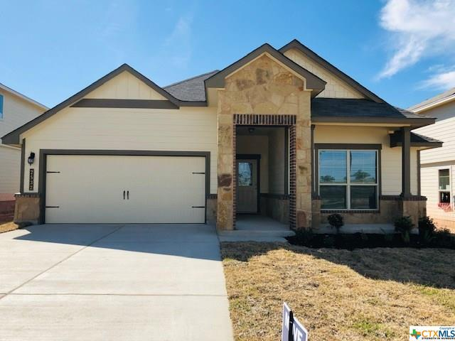 2532 Pintail Loop, Copperas Cove, TX 76522 (MLS #375607) :: The i35 Group