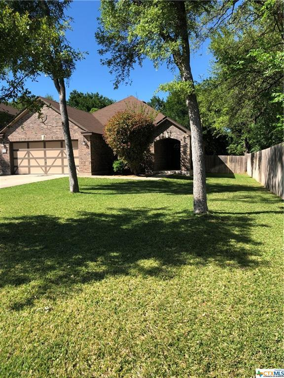 9208 Silver Springs Court, Temple, TX 76502 (MLS #375620) :: The Zaplac Group