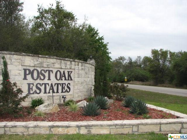 001 Post Oak Row, Inez, TX 77968 (MLS #375629) :: Kopecky Group at RE/MAX Land & Homes