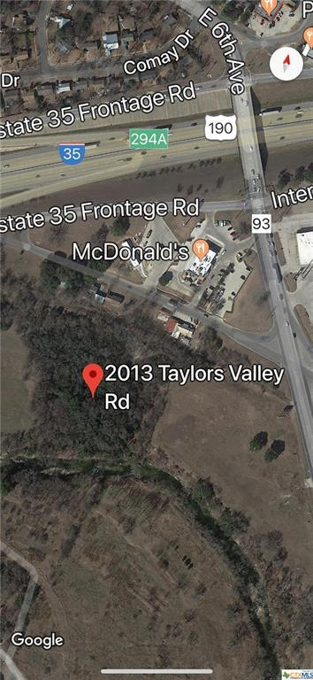 2013 Taylors Valley Road, Belton, TX 76513 (MLS #376517) :: The i35 Group