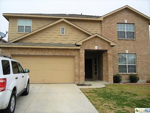 9100 Ashlyn Drive, Killeen, TX 76542 (MLS #376532) :: Erin Caraway Group