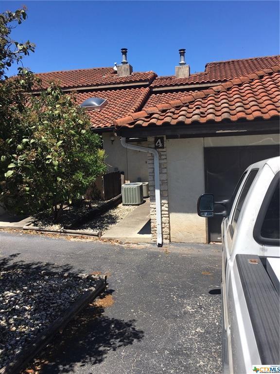 315 Watts Lane 4B, Canyon Lake, TX 78133 (MLS #376564) :: The Graham Team