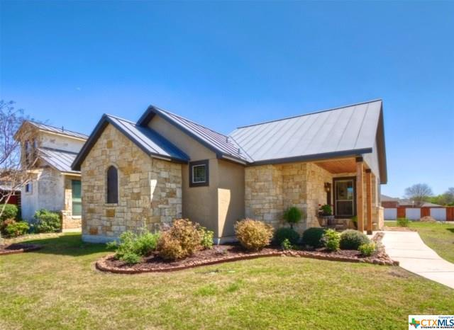 1666 Gruene Vineyard Crossing, New Braunfels, TX 78130 (#376582) :: Realty Executives - Town & Country