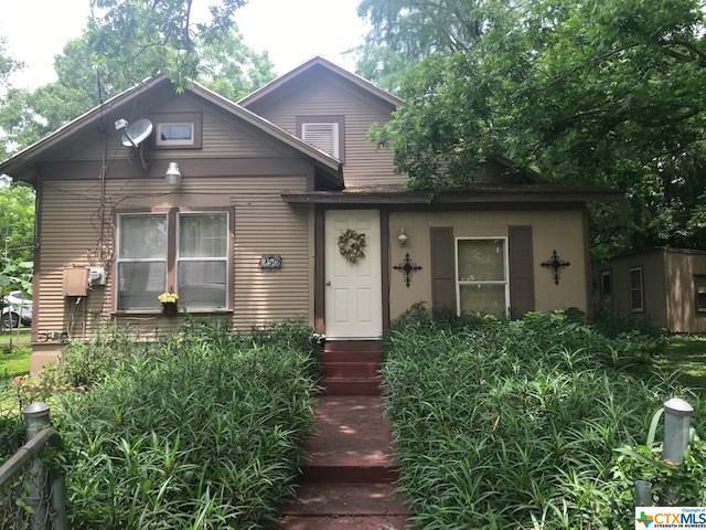 252 W End Street, Goliad, TX 77963 (MLS #377958) :: The Zaplac Group