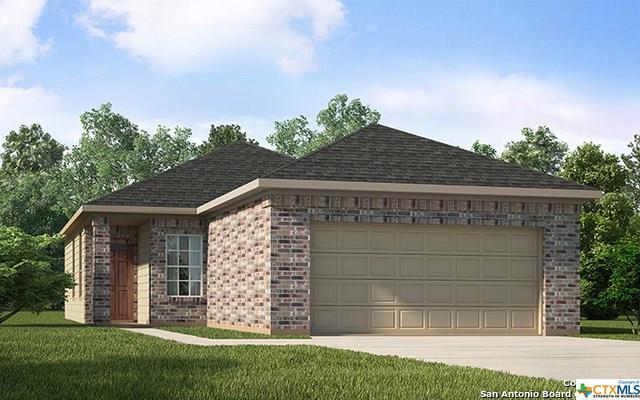 157 Buttercup Bend, New Braunfels, TX 78130 (MLS #378140) :: Erin Caraway Group