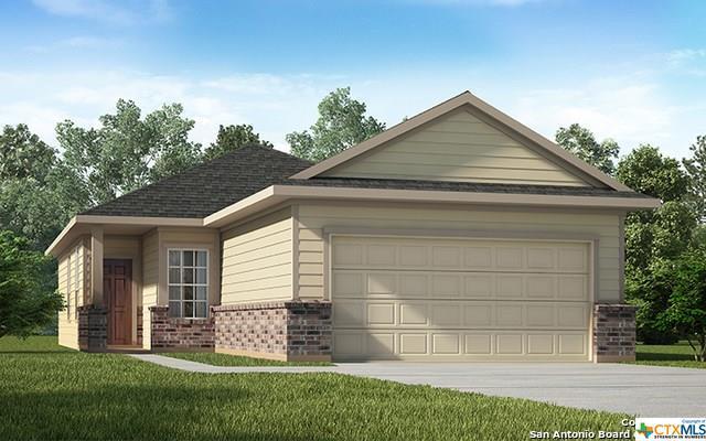 124 Eugene Pass, New Braunfels, TX 78130 (MLS #378143) :: Erin Caraway Group
