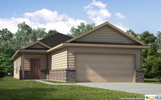 149 Buttercup Bend, New Braunfels, TX 78130 (#378148) :: Realty Executives - Town & Country