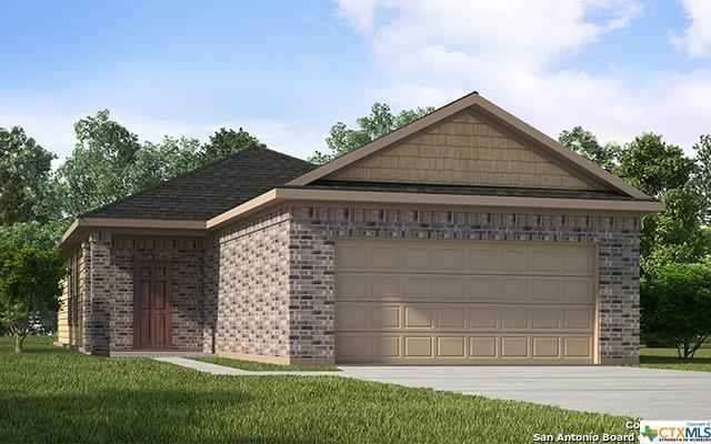 125 Buttercup Bend, New Braunfels, TX 78130 (MLS #378154) :: Erin Caraway Group