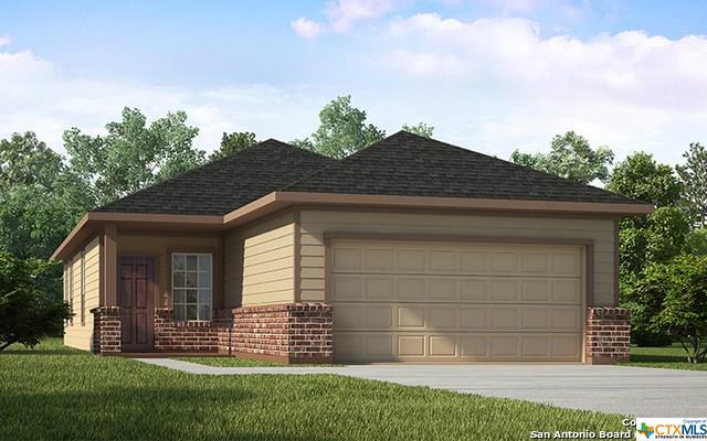 116 Eugene Pass, New Braunfels, TX 78130 (MLS #378178) :: Erin Caraway Group