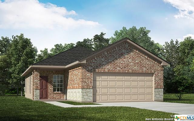 133 Buttercup Bend, New Braunfels, TX 78130 (#378179) :: Realty Executives - Town & Country