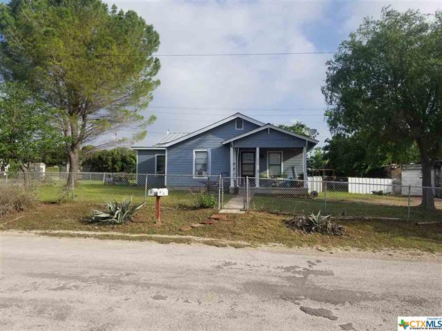 1008 W Avenue E, Lampasas, TX 76550 (MLS #378810) :: The Graham Team