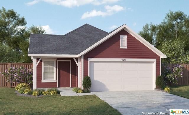 3943 Legend Meadows, New Braunfels, TX 78130 (MLS #378871) :: Erin Caraway Group