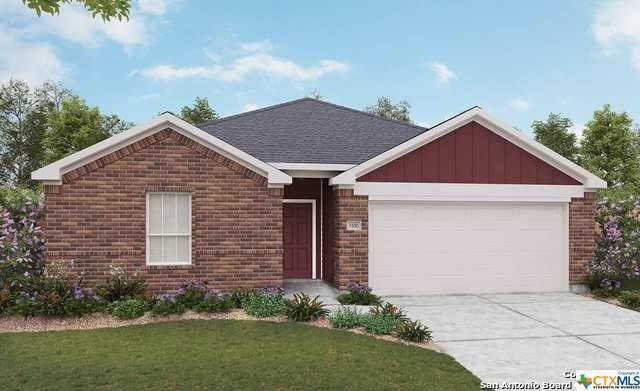 3947 Legend Meadows, New Braunfels, TX 78130 (MLS #378872) :: Erin Caraway Group