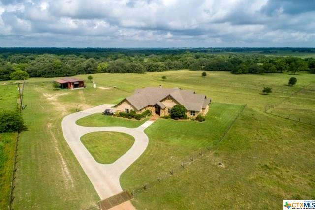1682 County Road 310, Yoakum, TX 77995 (MLS #379273) :: The Zaplac Group