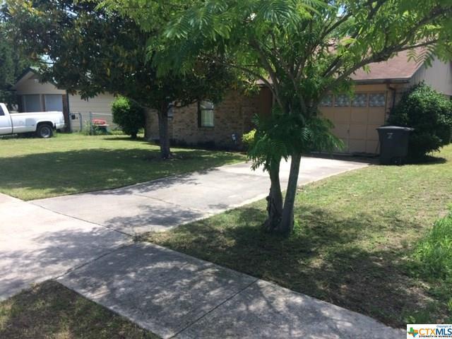 2620 Hidden Valley Drive, Killeen, TX 76543 (MLS #379937) :: Vista Real Estate