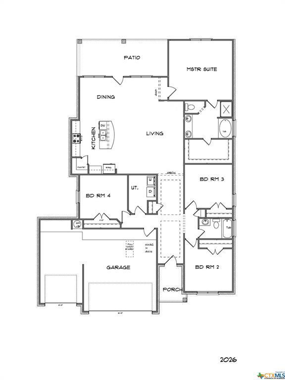 2507 Inca Dove Drive, Temple, TX 76502 (MLS #379998) :: Vista Real Estate