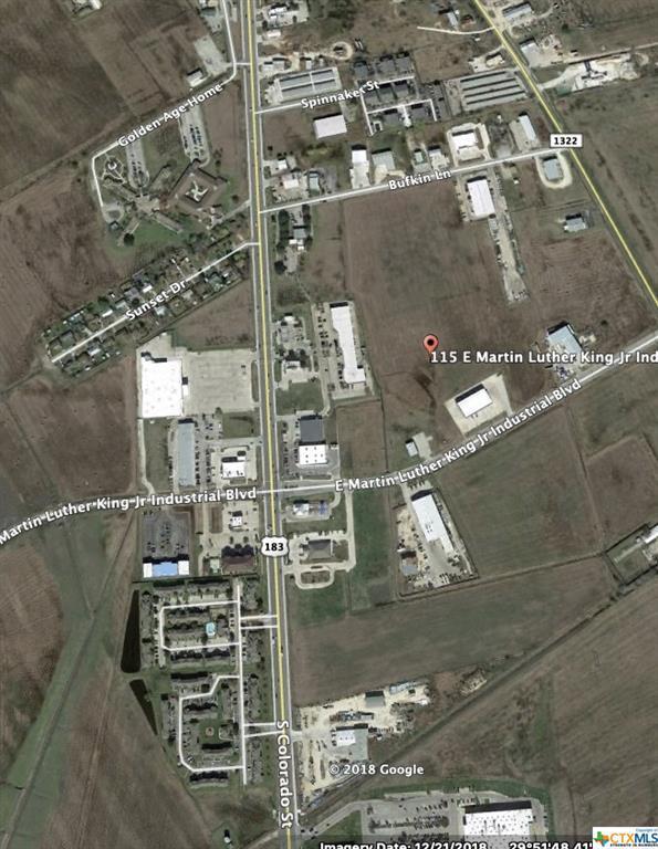 115 E Mlk Jr Industrial Boulevard, Lockhart, TX 78644 (MLS #380009) :: The Graham Team