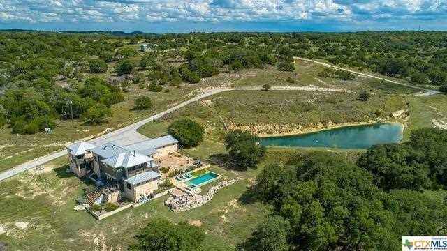 1529 Sanctuary Lane, Blanco, TX 78606 (MLS #381983) :: Vista Real Estate