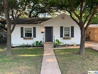 207 W 14th Avenue, Belton, TX 76513 (MLS #382137) :: The i35 Group