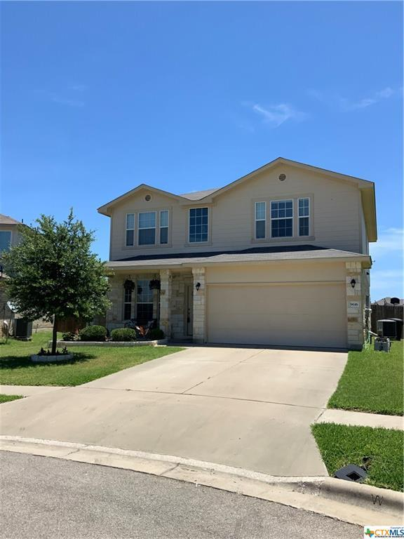 9616 Fratelli Court, Killeen, TX 76542 (MLS #382146) :: The i35 Group