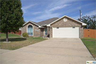 5506 Shawn Drive, Killeen, TX 76542 (MLS #382161) :: Erin Caraway Group