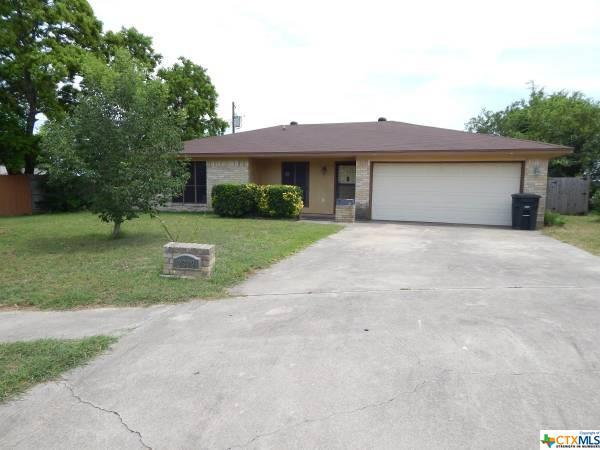 2302 Goode Circle, Killeen, TX 76543 (MLS #382171) :: Magnolia Realty