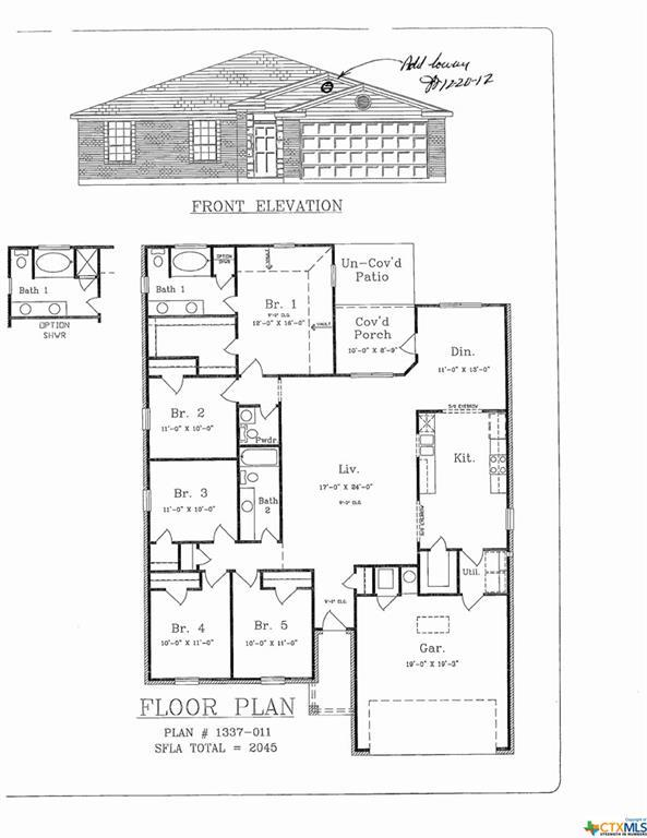 6711 Oliver Loving Drive, Killeen, TX 76549 (MLS #382289) :: Vista Real Estate