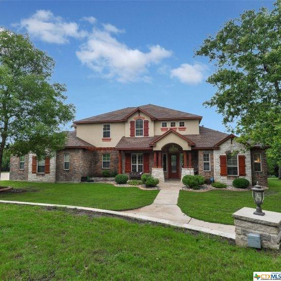 9810 Sendera Drive, Belton, TX 76513 (MLS #382347) :: Vista Real Estate