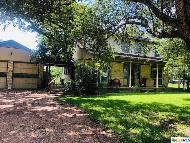 358 Bluebonnet Lane, Yoakum, TX 77995 (MLS #382504) :: The Graham Team