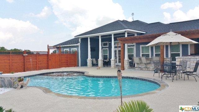 201 Kimber Lane, Inez, TX 77968 (MLS #383872) :: Kopecky Group at RE/MAX Land & Homes