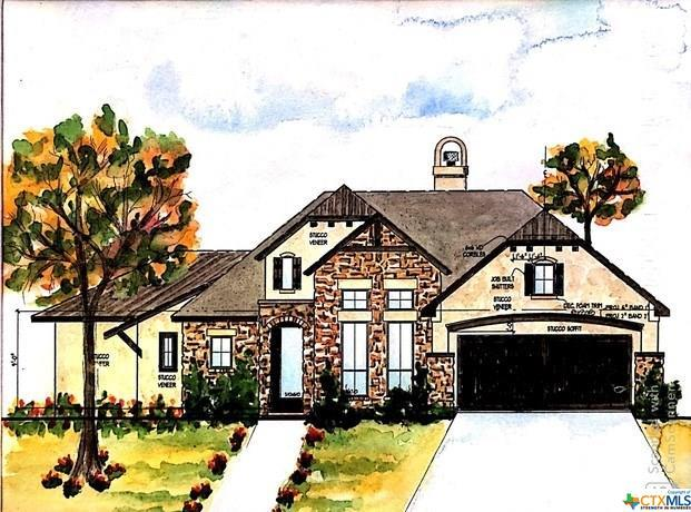 911 Gruene Place Drive, New Braunfels, TX 78130 (MLS #384615) :: Kopecky Group at RE/MAX Land & Homes