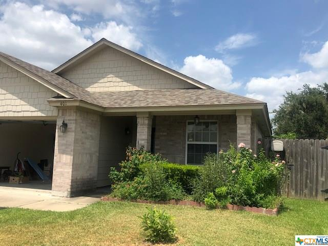 401 Sequoia Drive, Victoria, TX 77904 (MLS #384978) :: The Zaplac Group