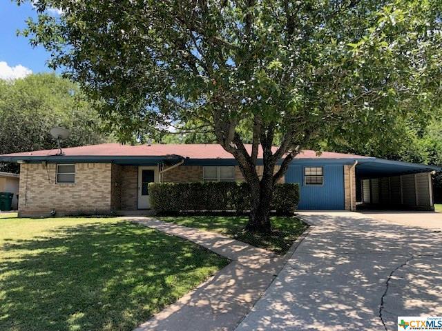 203 E 14th Avenue, Belton, TX 76513 (#385008) :: Realty Executives - Town & Country