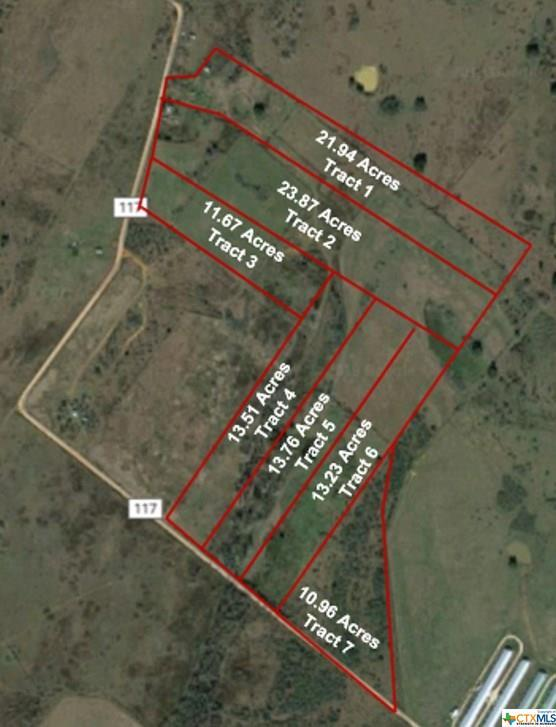 2498 County Road 117, Nixon, TX 78140 (MLS #385082) :: Magnolia Realty
