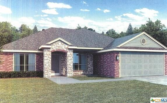 2218 Justice Drive, Belton, TX 76513 (MLS #385112) :: The Real Estate Home Team