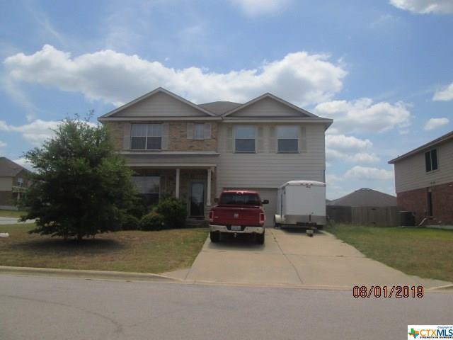 800 Kachina Loop, Harker Heights, TX 76548 (#386612) :: Realty Executives - Town & Country