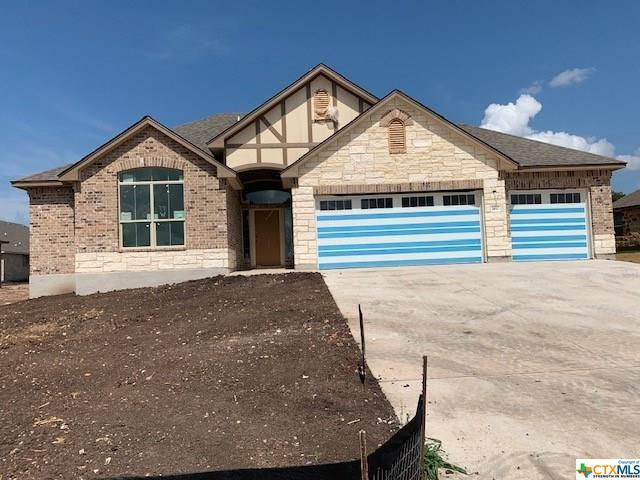 5610 Shire Drive, Belton, TX 76513 (#387363) :: Realty Executives - Town & Country