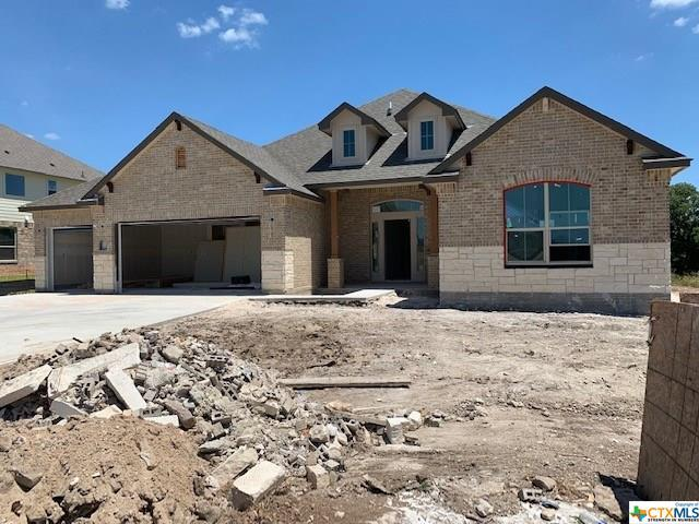 4721 Guildford Drive, Belton, TX 76513 (MLS #387649) :: The Real Estate Home Team