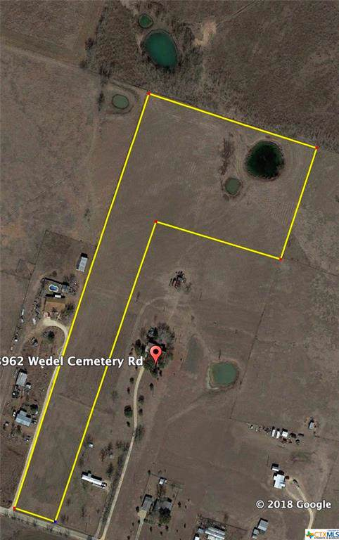 TBD Wedel Cemetery, Temple, TX 76501 (MLS #389849) :: The Graham Team