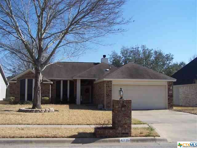 4715 Buckskin, Temple, TX 76502 (MLS #390082) :: The Graham Team