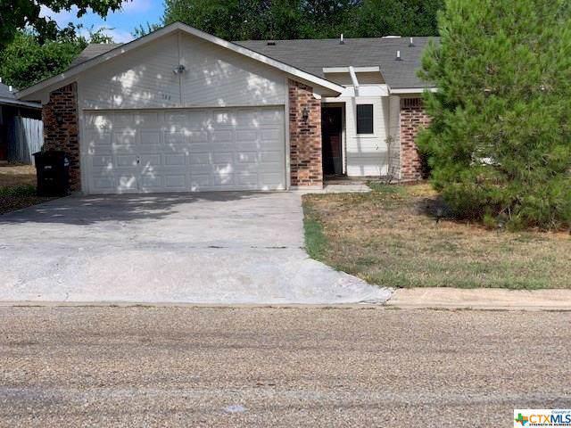 144 Jordan Loop, Nolanville, TX 76559 (#390284) :: 12 Points Group