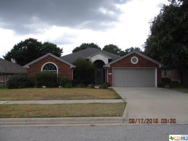 4905 Fossil Lane, Killeen, TX 76542 (MLS #390317) :: Vista Real Estate