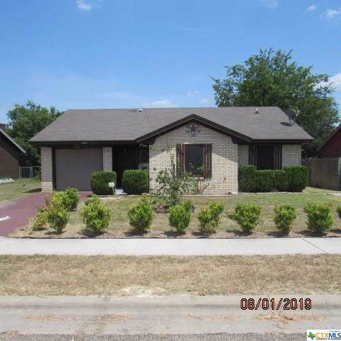 208 Spur Drive, Copperas Cove, TX 76522 (MLS #390359) :: The i35 Group