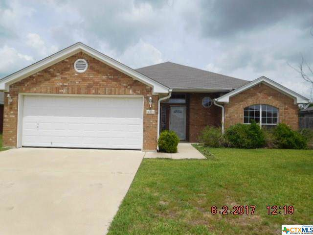 4207 Boots Drive, Killeen, TX 76549 (MLS #390369) :: The i35 Group