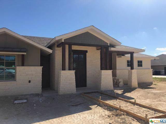 284 Skyline Drive, Copperas Cove, TX 76522 (MLS #391202) :: Vista Real Estate