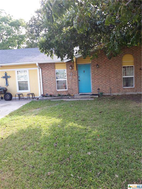 4709 Calle Secoya St Street, Temple, TX 76502 (#391660) :: 12 Points Group