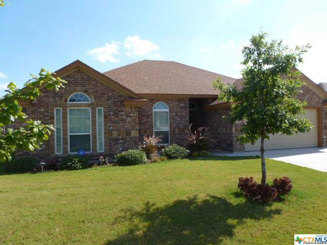 1107 Chaucer Lane, Harker Heights, TX 76548 (MLS #392143) :: Vista Real Estate