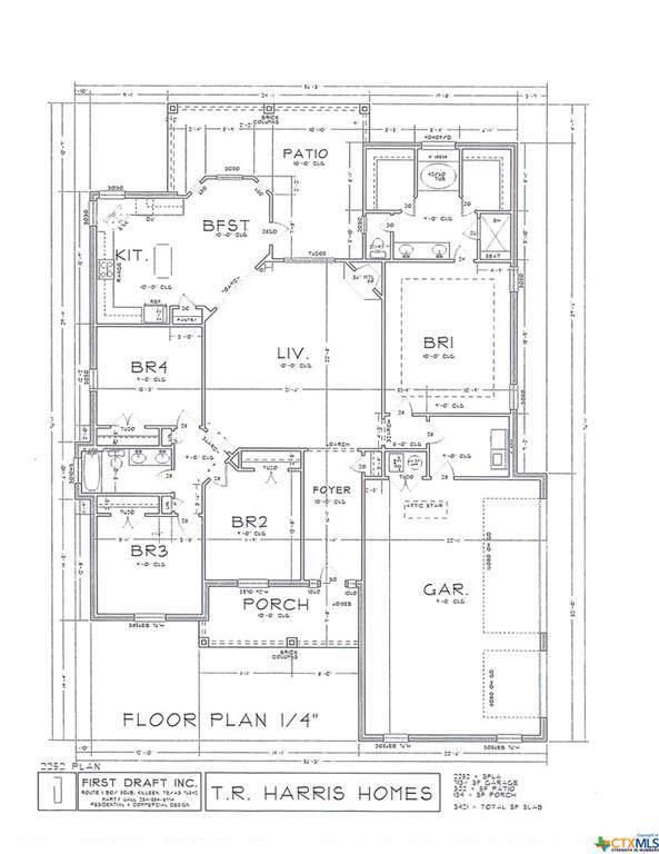 2246 County Road 3300, Kempner, TX 76539 (MLS #392333) :: Marilyn Joyce   All City Real Estate Ltd.