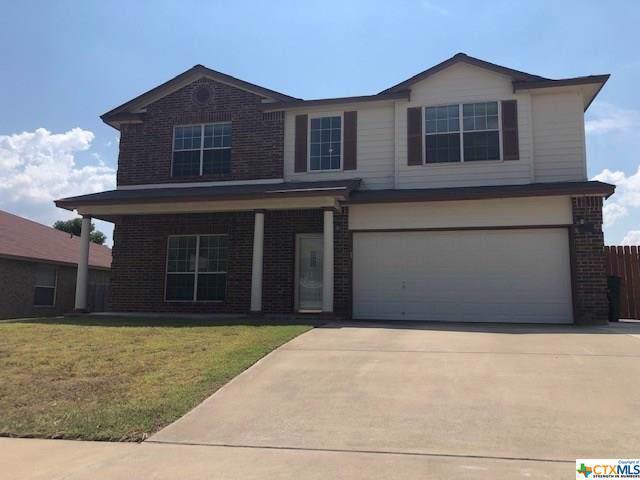 5804 Durango Drive, Killeen, TX 76542 (MLS #392430) :: The Myles Group